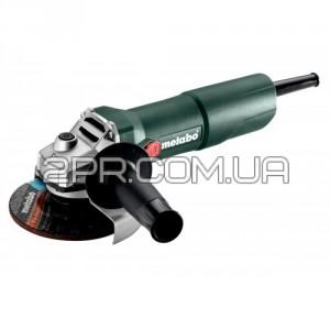 Болгарка W 750-125 New Metabo 603605010