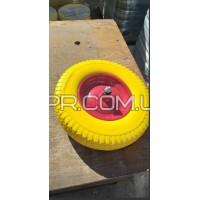 Колесо поліуретанове 4.00х8 (390х12) Vektor