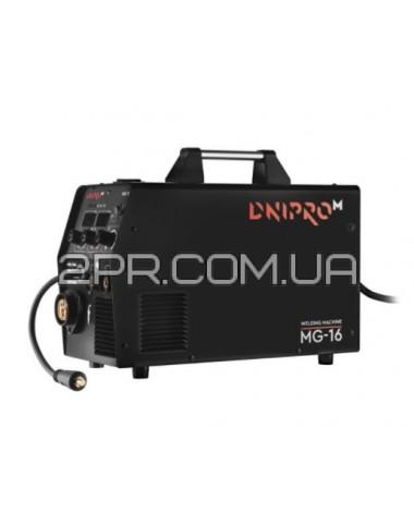 Напівавтомат інверторний MIG/MMA MG-16 DNIPRO-M |2PR фото