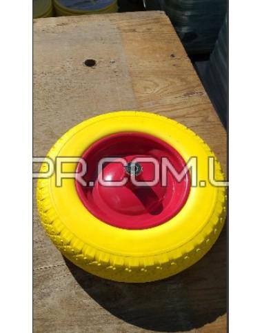 Колесо поліуретанове 3.50х8 (370х12) Vektor