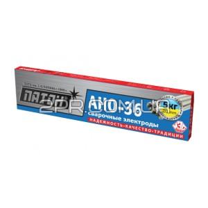Електроди Патон АНО-36 d 3 мм (5 кг)