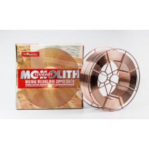 Дріт зварювальний d 1.2, 18 кг MONOLITH