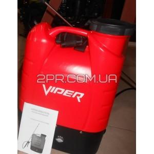 Акумуляторний обприскувач 16 л Viper