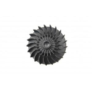 Вентилятор двигуна бетонозмішувачів Agrimotor 125 мм