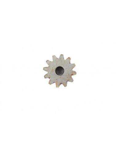 Шестерня (12 зубів) точена до бетонозмішувачів  Agrimotor В-1308, В-1510