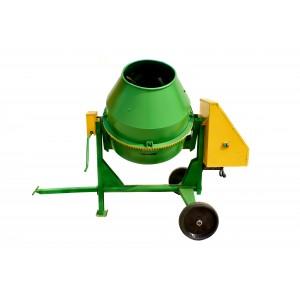 Бетонозмішувач промисловий БС-320 380 В Адес фото - інтернет-магазин 2PR