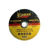 Круг зачисний по металу 150х6.0 Ataman