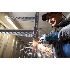 Кутова шліфмашина до 1.5 кВт GWS 11-125, Bosch (болгарка)