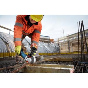 Кутова шліфмашина до 1.5 кВт GWS 13-125 CIE, Bosch (болгарка)