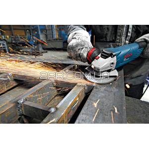 Кутова шліфмашина до 1.5 кВт GWS 15-125 CITH, Bosch (болгарка)