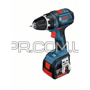 Акумуляторний шуруповерт Li-Ion GSR 14,4 V-LI, Bosch