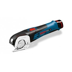 Акумуляторні універсальні ножиці Li-Ion GUS 10.8V-LI, Bosch