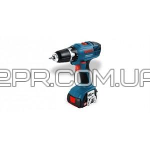 Акумуляторний шуруповерт Li-Ion GSR 14,4-2-LI , Bosch