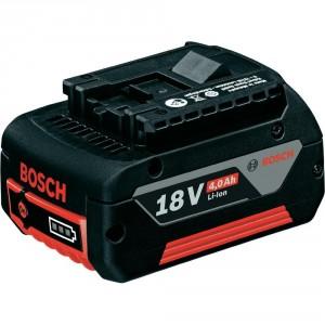 Акумулятор Li-Ion 18 В; 4,0 Ач, Bosch