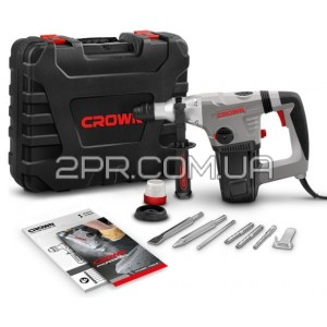 Перфоратор бочковий CT18114 BMC CROWN фото - 2PR інтернет-магазин інструментів