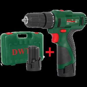 Акумуляторний дриль-шуруповерт ABS-10.8 CLi-2 BMC DWT картинка