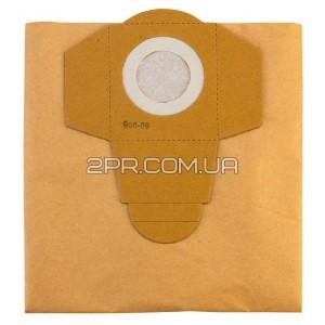 Мішки паперові до пилососа, 40 л (5 шт) Einhell (2351180)