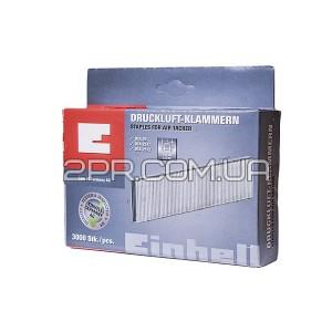 Скоби для степлера, 3000 шт. 5,7x16 мм Einhell (4137855)