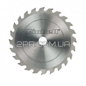 Диск до циркулярної і торцювальної пили, 250x30х3,2 мм, 24Z Einhell (4311110)