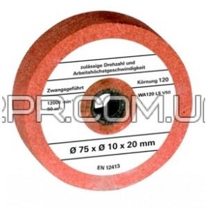 Шліфувальний диск для точила 75x10x20мм G120 Einhell (4412625)