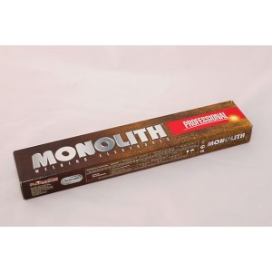 Електроди Моноліт professional 3 мм (2,5 кг) тубус