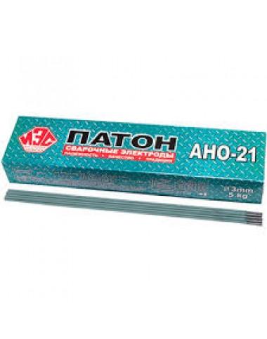 Електроди Патон АНО-21 3 мм (5 кг)