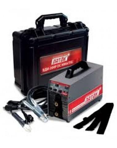 Зварювальний інвертор ВДИ-200Р DC MMA/TIG Патон фото - інтернет-магазин інструментів 2PR