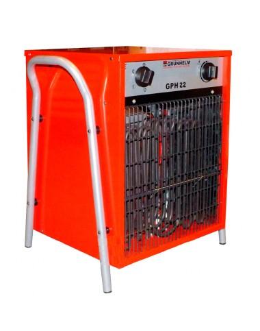 Електричний обігрівач GPH22 Grunhelm