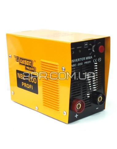 Зварювальний інвертор NBC-200 profi Kaiser фото - 2PR інтернет-магазин інструментів