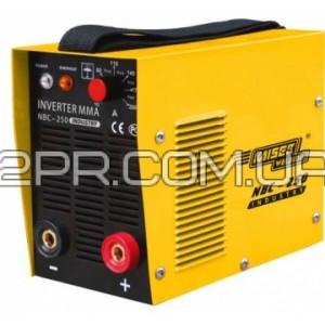 Зварювальний інвертор NBC-250 industry Kaiser фото - 2PR інтернет-магазин інструментів