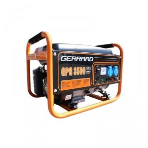 Бензогенератор GPG3500E Gerrard