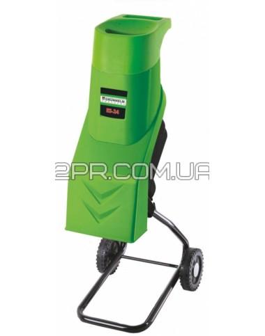 Садовий подрібнювач - ES-24 Grunhelm