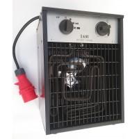 Тепловентилятор 5 кВт 380...