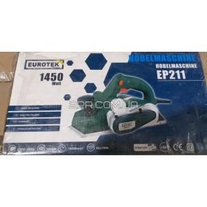 Рубанок електричний EP-211 Eurotec