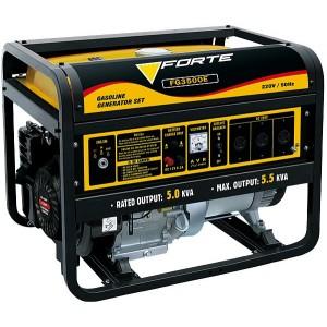 Бензогенератор FG3500Е Forte