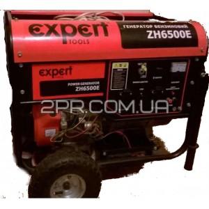 Електрогенератор Expert ZH6500E 5кВт, 25 л, 78.5кг 20310424