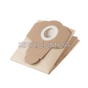 Паперовий фільтр-мішок до пилососа DT-1020 / DT-1030 ( 5 шт) DT-1034 INTERTOOL |2PR