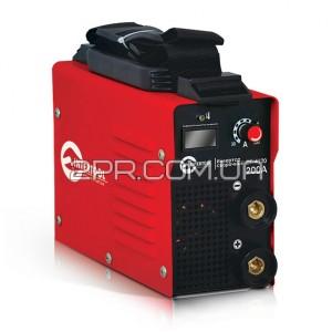 Зварювальний інвертор DT-4120 INTERTOOL фото - 2PR інтернет-магазин інструментів