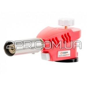 Газовий пальник з пєзопідпалом, металевий корпус GB-0027 INTERTOOL |2PR