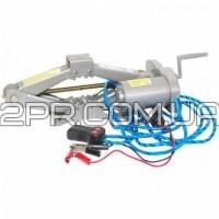 Домкрат електричний ромб, 2т; 12В GT0310 INTERTOOL