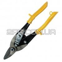 Ножиці для різання жерсті 250мм, прямі HT-0168 INTERTOOL