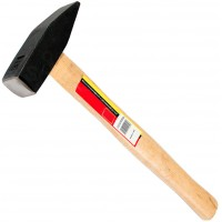 Молоток слюсарний 800г. з дерев'яною ручкою HT-0218