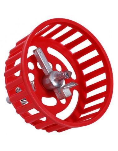 Циркуль під дриль для різання плитки 20-100 мм із захисною сіткою - опорою HT-0339 INTERTOOL