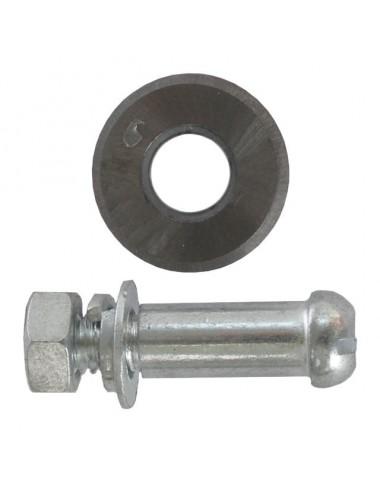 Колесо змінне для плиткоріза з віссю 16 * 2 * 6мм HT-0348 INTERTOOL