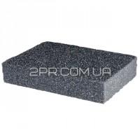 Губка для шліфування 100*70*25 мм, оксид алюмінію К80 HT-0908 INTERTOOL