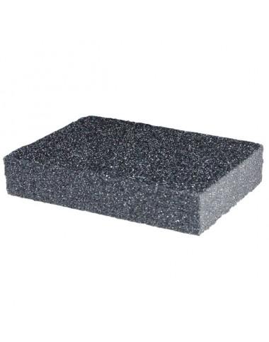 Губка для шліфування 100*70*25 мм, оксид алюмінію К120 HT-0912 INTERTOOL