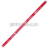 Полотно ножівочне по металу 300 x 12.5 x 0.62, 24T, M2 Bimetal HT-3021 INTERTOOL