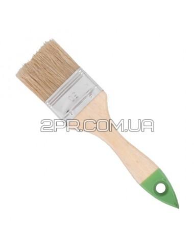Пензлик флейцевий 25*10*42мм KT-1225 INTERTOOL