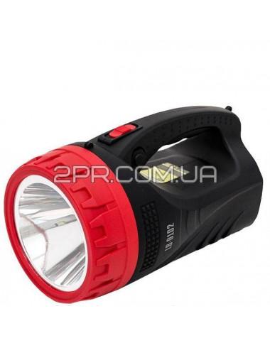 Ліхтар акумуляторний 1LED 5W + 25 LED LB-0102 INTERTOOL