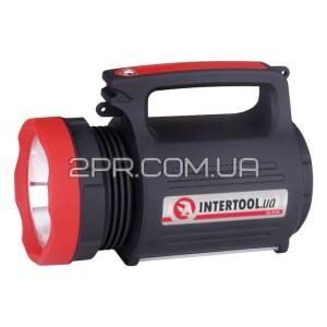 Ліхтар акумуляторний LB-0105 INTERTOOL фото - 2PR інтернет-магазин інструментів